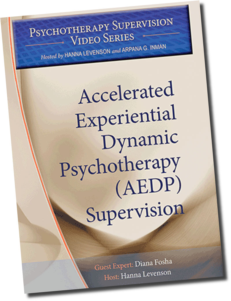 AEDP Supervision DVD